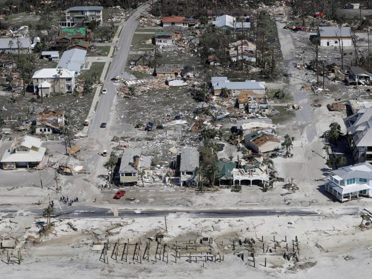 pictures from hurricane michael mexico 13
