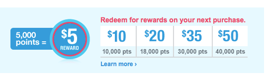 How to Redeem Points
