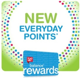 Walgreens Balance Rewards Check My Balance - Point Redemption Offers
