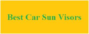 Car Sun Visors