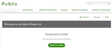 Publix.com Weekly Ad Circular : Latest Publix Promotions, Offers and Deals 2021