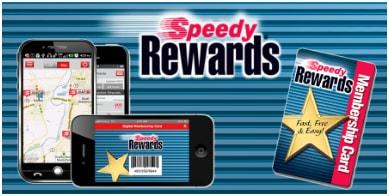Speedway Gas Rewards