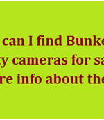Bunker Hill Security Cameras where to Buy?