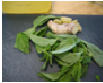 Concoction of Basil leaves and Ginger