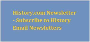 History-com Newsletter