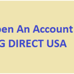 ING DIRECT USA My Account Opening – Step by Step Guide