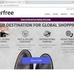Borderfree Tracking: www.borderfree.com Order Status Confirmed