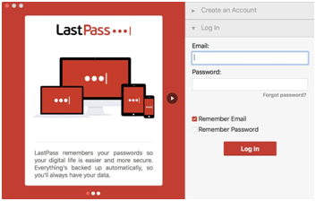 LastPass Password Manager App