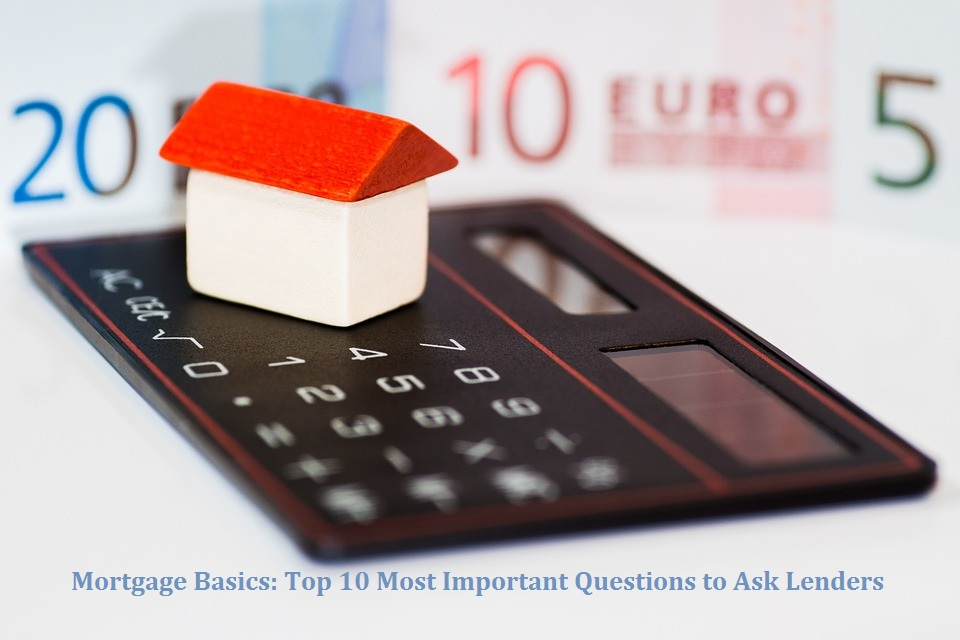 Mortgage Basics Top 10