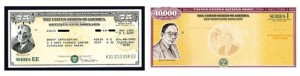 Purchase US Savings Bonds as Gift