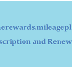 Magazinerewards.mileageplus.com Subscription and Renewal