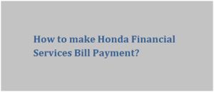 My Honda Account Log In
