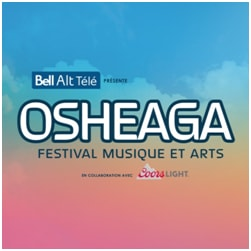 Osheaga Festival Tickets and Passes
