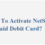 Netspend.com/activate Prepaid Debit Card or Visa Card without SSN