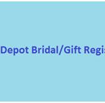 Home Depot Bridal-Gift Registry