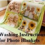 How to Wash Walmart Photo Blanket