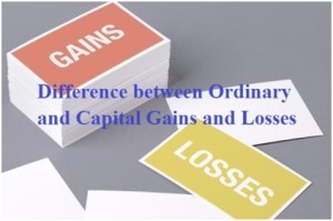 All about ordinary gains on your taxes
