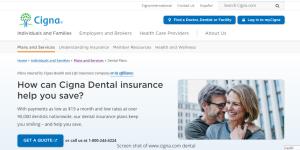 Is Cigna Dental Insurance Good? Reviews on www.cigna.com/dental