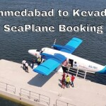Ahmedabad to Kevadia SeaPlane Booking on www.spiceshuttle.com : C Plane Ticket Online
