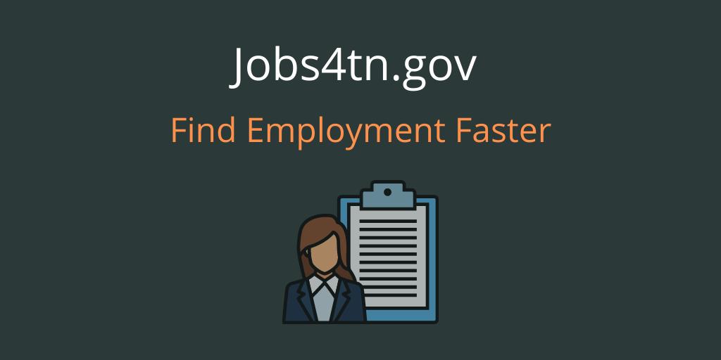 Jobs4tn.gov Login
